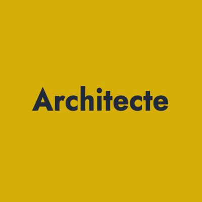 8-------architecte