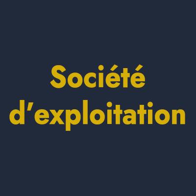 9-------societe-exploitation
