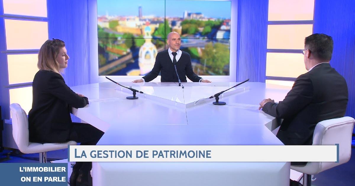 Gestion de patrimoine Nantes avec Vincent Perrocheau